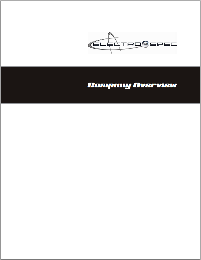 Electro-Spec_Company_Overview